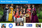 Tudor actors Facebook