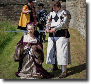 Six wives Henry VIII execution